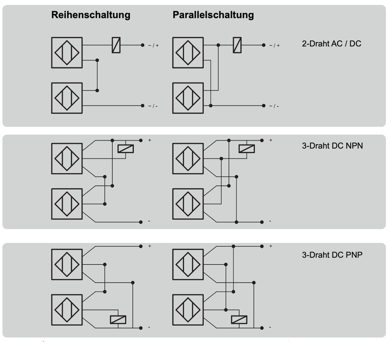 kapazitiver sensor schaltplan