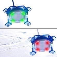 LEAK Detector de fugas Función autoajustabl