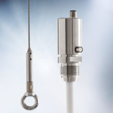 Capacitive Level Probe  NEW Rope probe